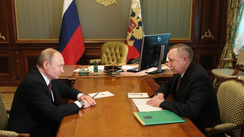 Александр Беглов: Участие вгоспрограммах выгодно дляПетербурга