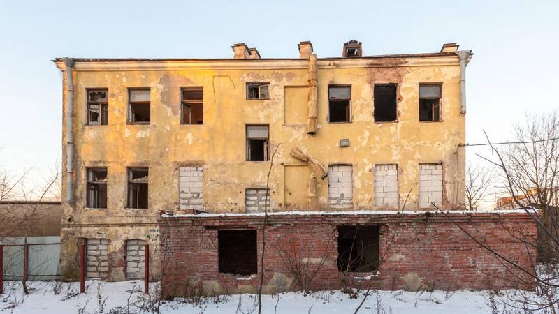 Грузинская ул, дом 15, литер А/ Фото: пресс-служба АО «Фонд имущества Санкт-Петербурга»