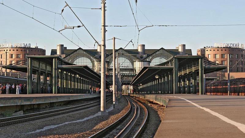 Фото: Ладожский вокзал в vk.com