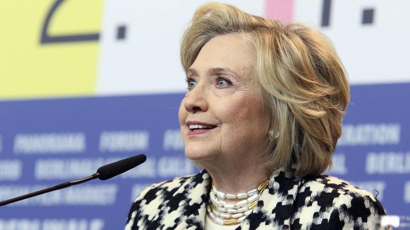 Хиллари Клинтон/ Фото: Christopher Tamcke/ Geisler-Fotop/ globallookpress.com